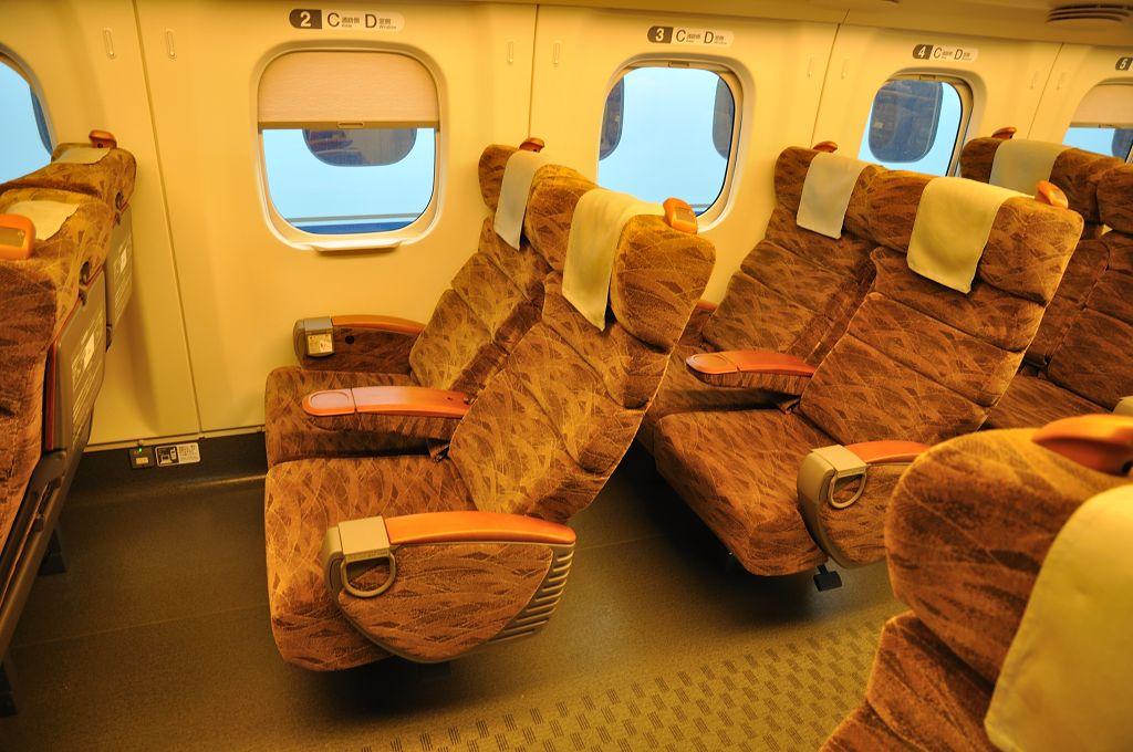 シートの座り心地は非常にGood!!
