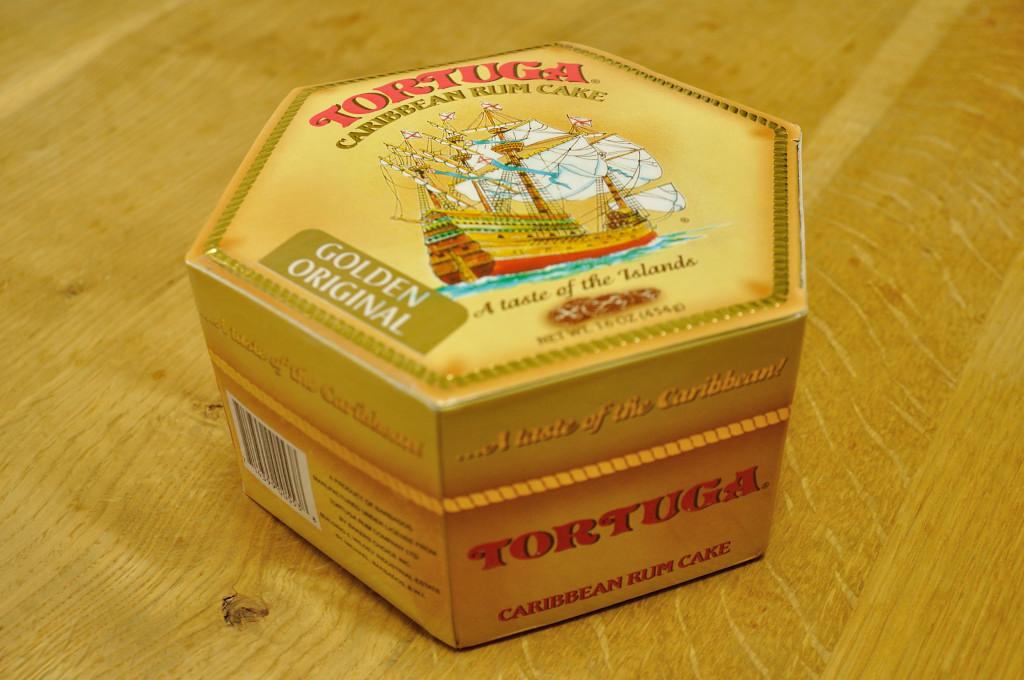 TORTUGA ラムケーキ